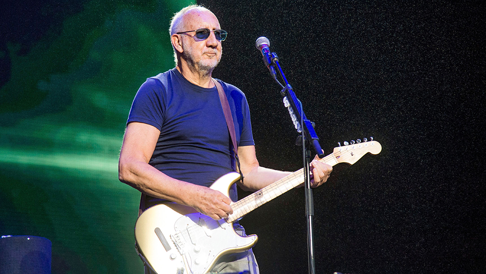 The Who's Pete Townshend Says 'Thank God' Keith Moon and John Entwistle Are Gone
