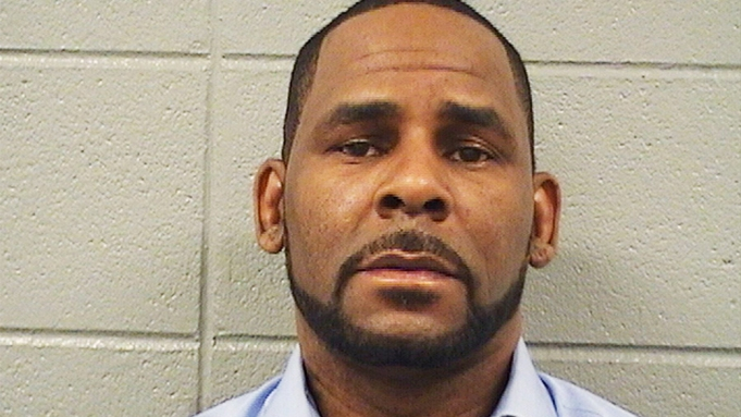R Kelly Sexual Assult Accusations Mugshot