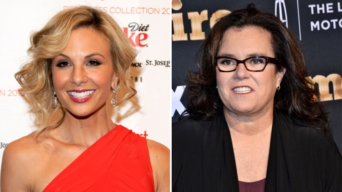 Elisabeth Hasselbeck Denies Rosie O'Donnell's Claims