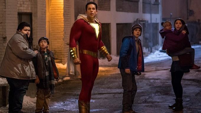 'Shazam!' Box Office: Superhero Pic Beats