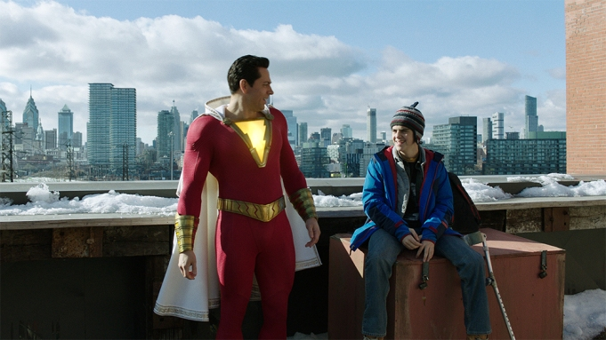 Box Office: 'Shazam!' Opens With $53