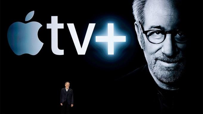steven spielberg Apple TV Plus