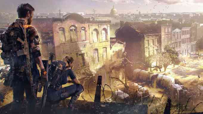 'The Division 2' is as Bland