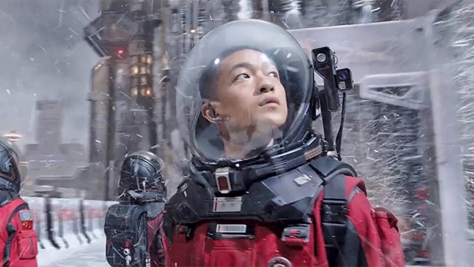 The Wandering Earth Chinese Sci-Fi Movie