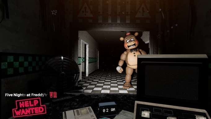 'Five Nights at Freddy's VR: Help
