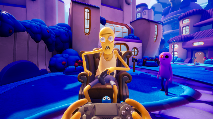 'Trover Saves the Universe' Dated For