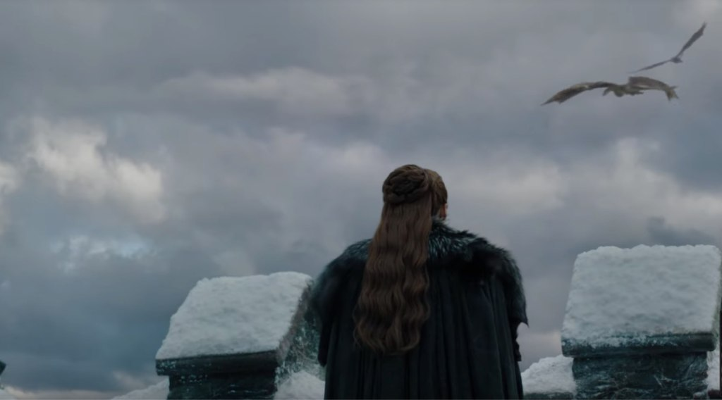 Dragons Still Alive in Game of Thrones
