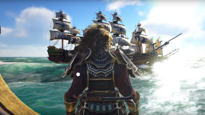 """Atlas"" Mega Update Brings New Land,"