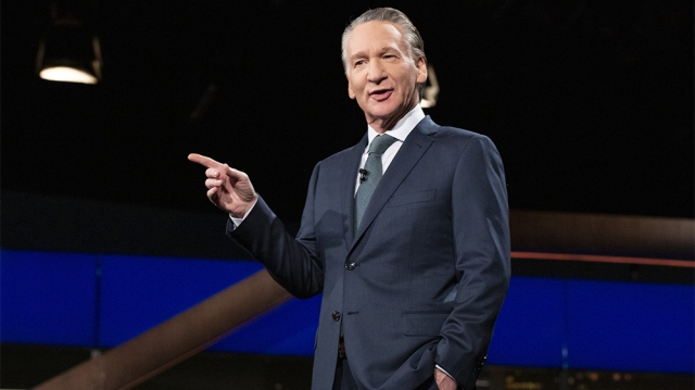Bill Maher Tests Positive for COVID, Forcing HBO to Table 'Real Time' Taping.jpg