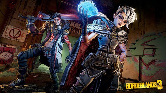 'Borderlands 3' Season Pass, Characters, Epic