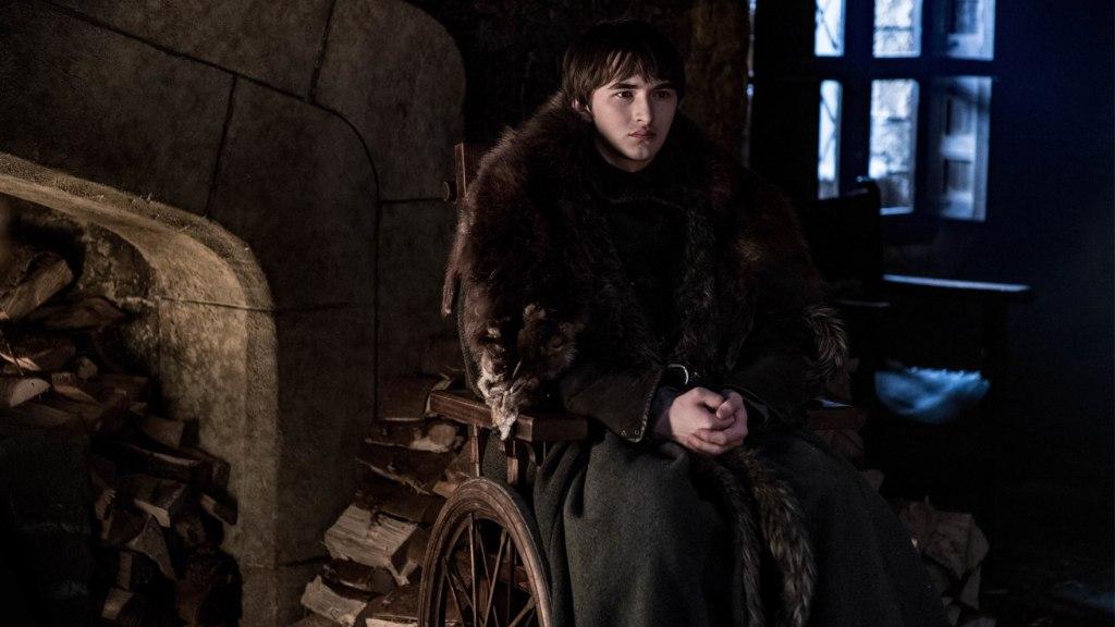 Bran Game of Thrones Season 8 Episode 2