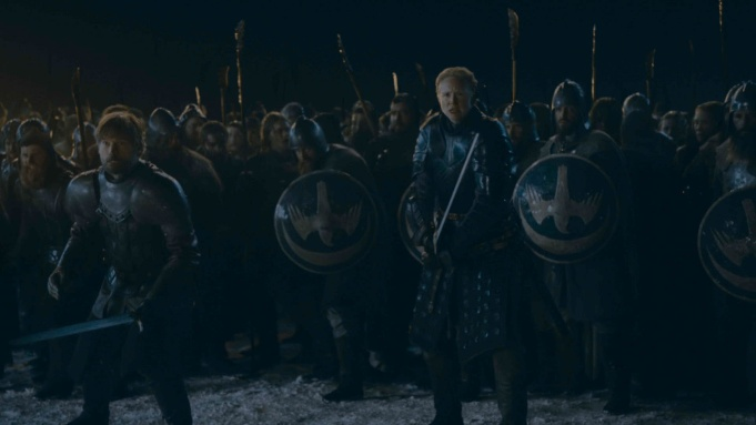 Battle of Winterfell Game of Thrones
