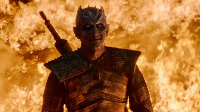 Game of Thrones Night King Battle