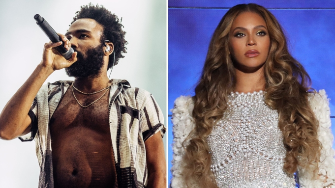 Donald Glover Beyonce