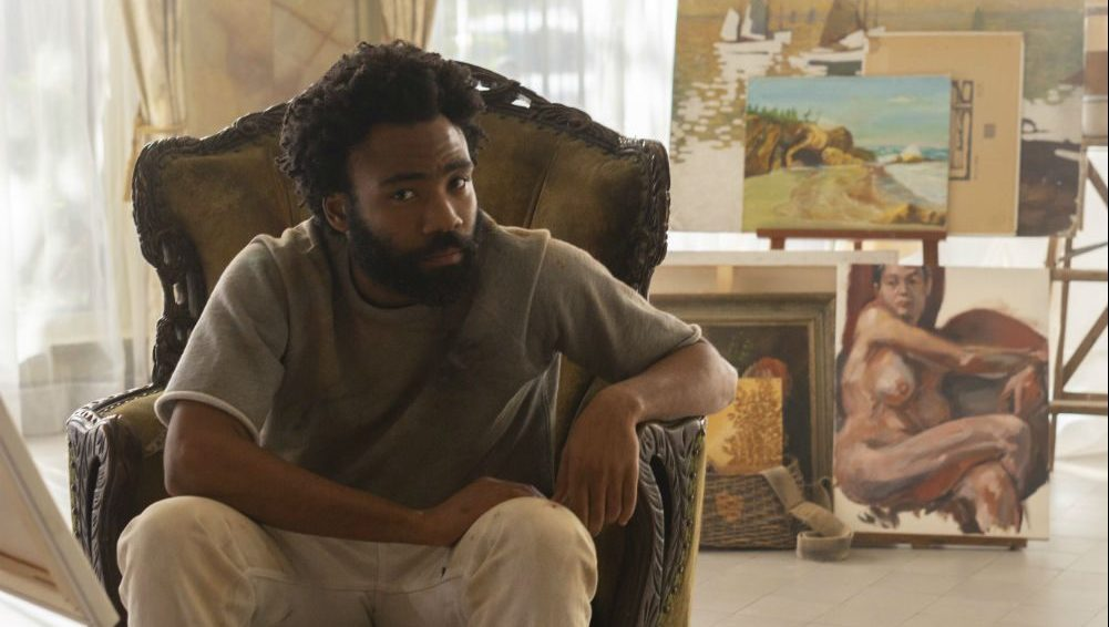 brillo Evento muy  Donald Glover and Adidas Launch Short Films and New Shoes - Variety