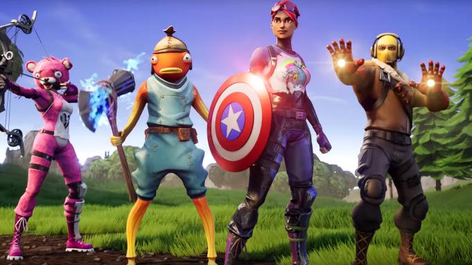 'Fortnite' Gets 'Avengers' Endgame Mode