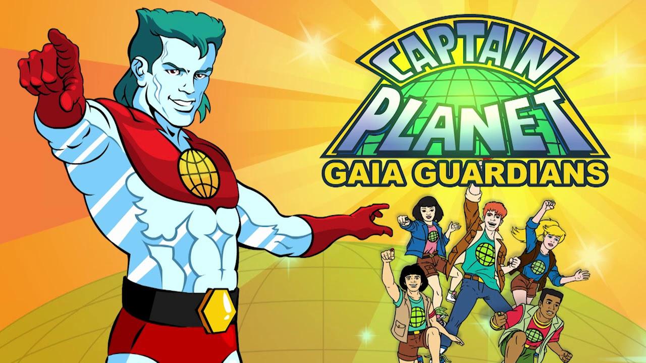 Captain Planet!