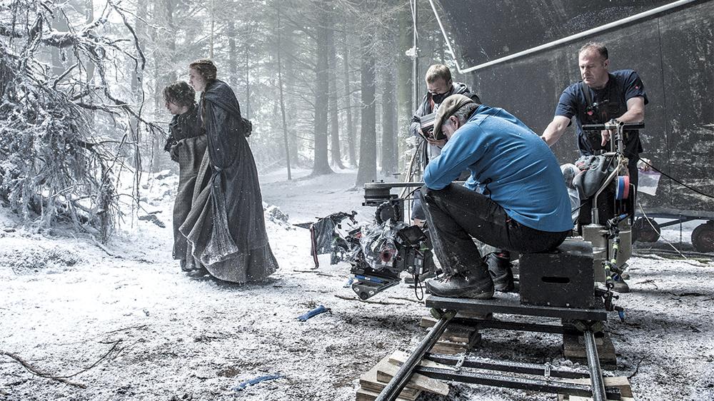Game of Thrones Season 8 BTS