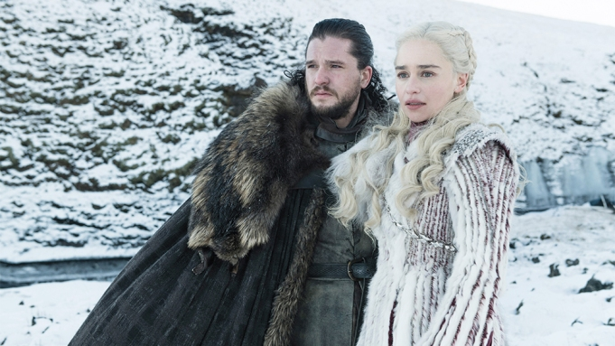 Game of Thrones Season 8Kit Harington,