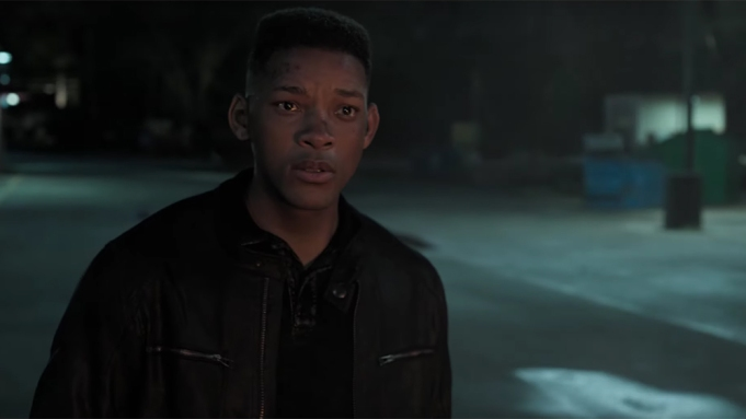 "Will Smith stars in ""Gemini Man"""