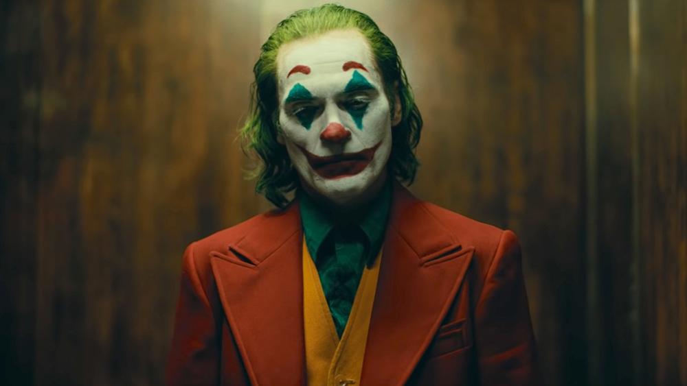 Best crime thriller movies of all time; Joker