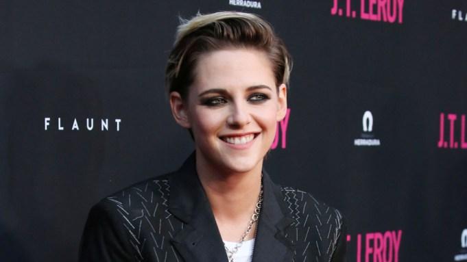 Kristen Stewart'JT LeRoy' Film Premiere, Arrivals,