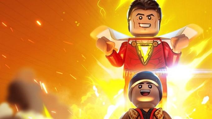 'LEGO DC Super-Villains' Getting 'Shazam!' DLC