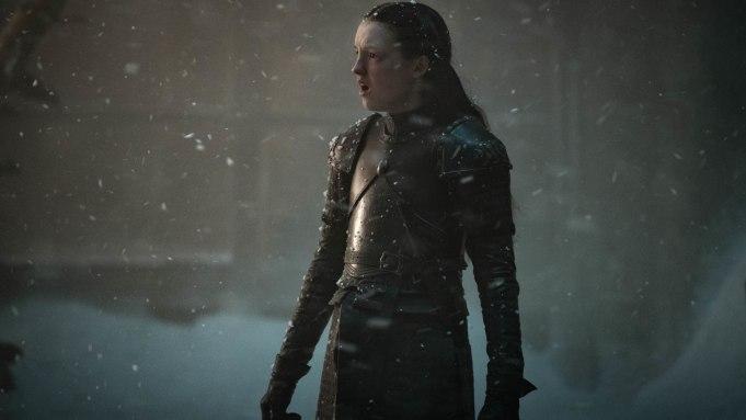 Lyanna Mormont Game of Thrones season