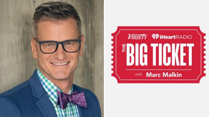 Marc Malkin The Big Ticket Podcast