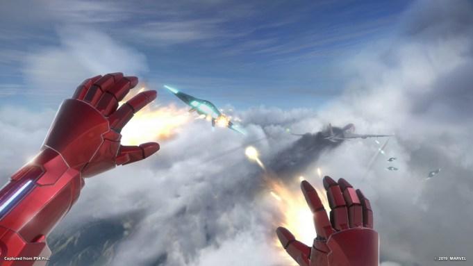 Inside PlayStation VR's Stunning 'Marvel's Iron
