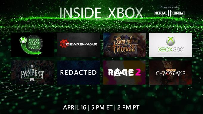 Xbox One Redacted News Hits Now