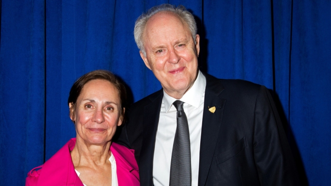 Laurie Metcalf, John Lithgow'Hillary and Clinton'
