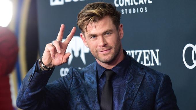 Chris Hemsworth'Avengers: Endgame' Film Premiere, Arrivals,