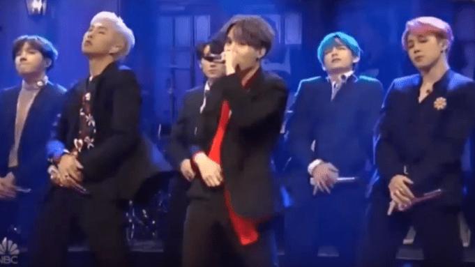 BTS on 'Saturday Night Live': Watch