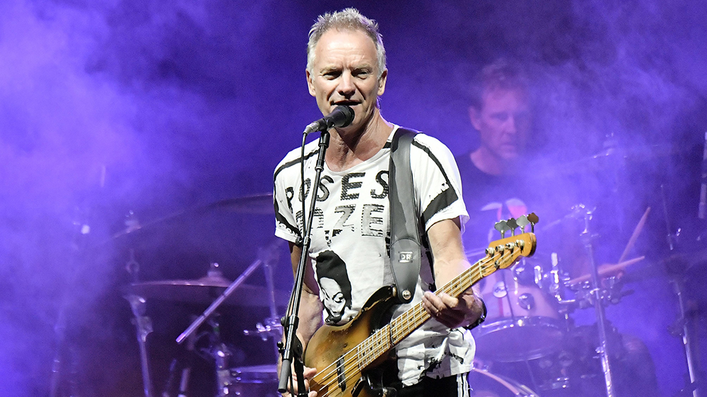 Sting, Imagine Dragons, Martin Bandier to Be Honored at 2019 BMI Pop Awards