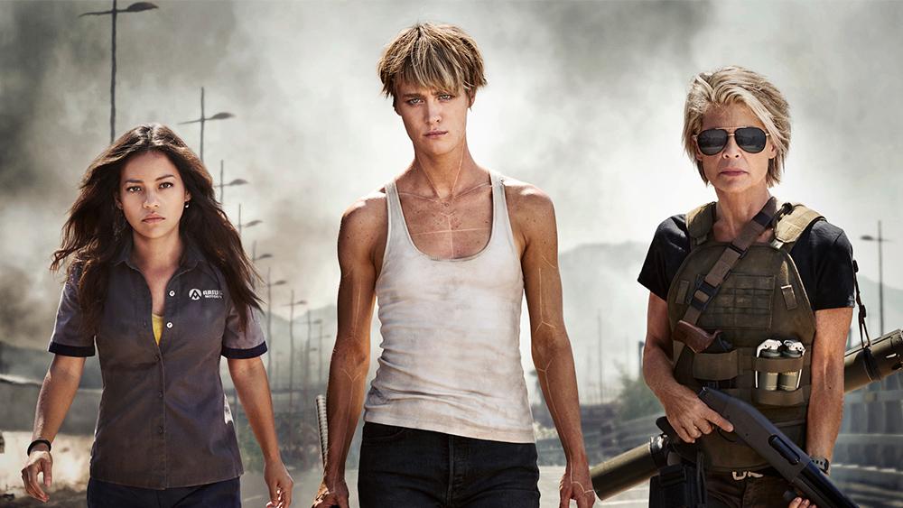 Terminator Dark Fate First Trailer Drops Variety