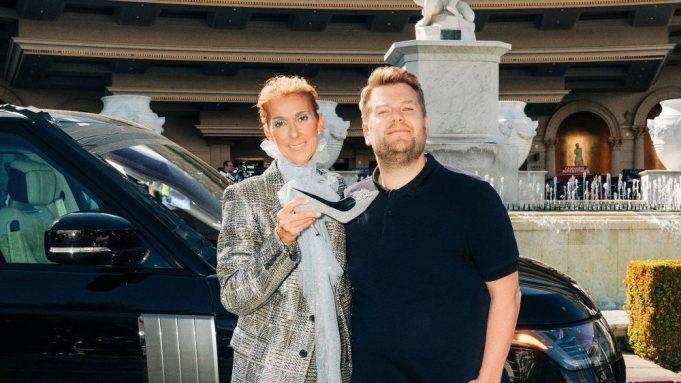 Carpool Karaoke with Celine Dion on