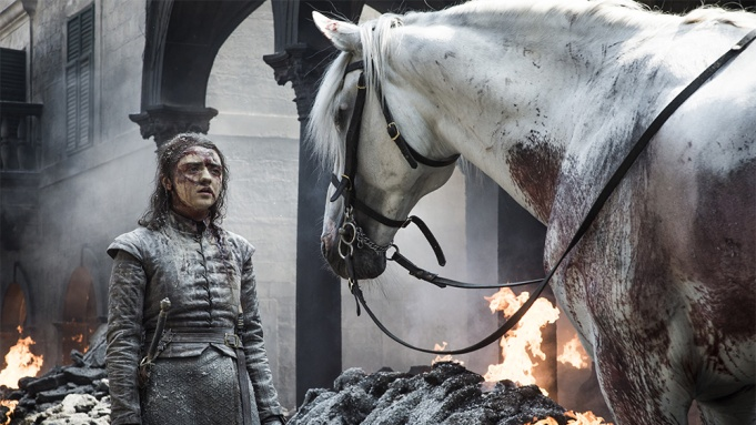 'Game of Thrones': Why Maisie Williams