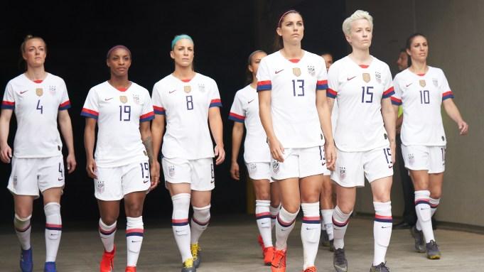 Fox Sports Unveils 2019 Women's World