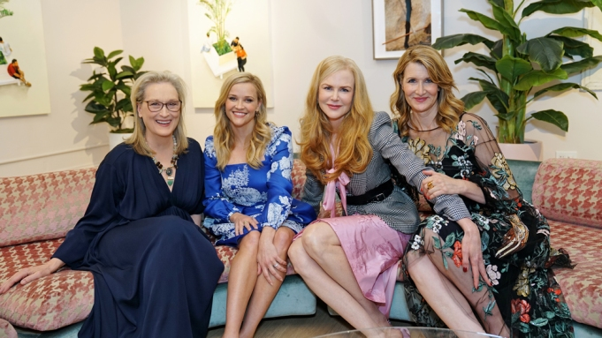 Meryl Streep Reese Witherspoon Nicole Kidman