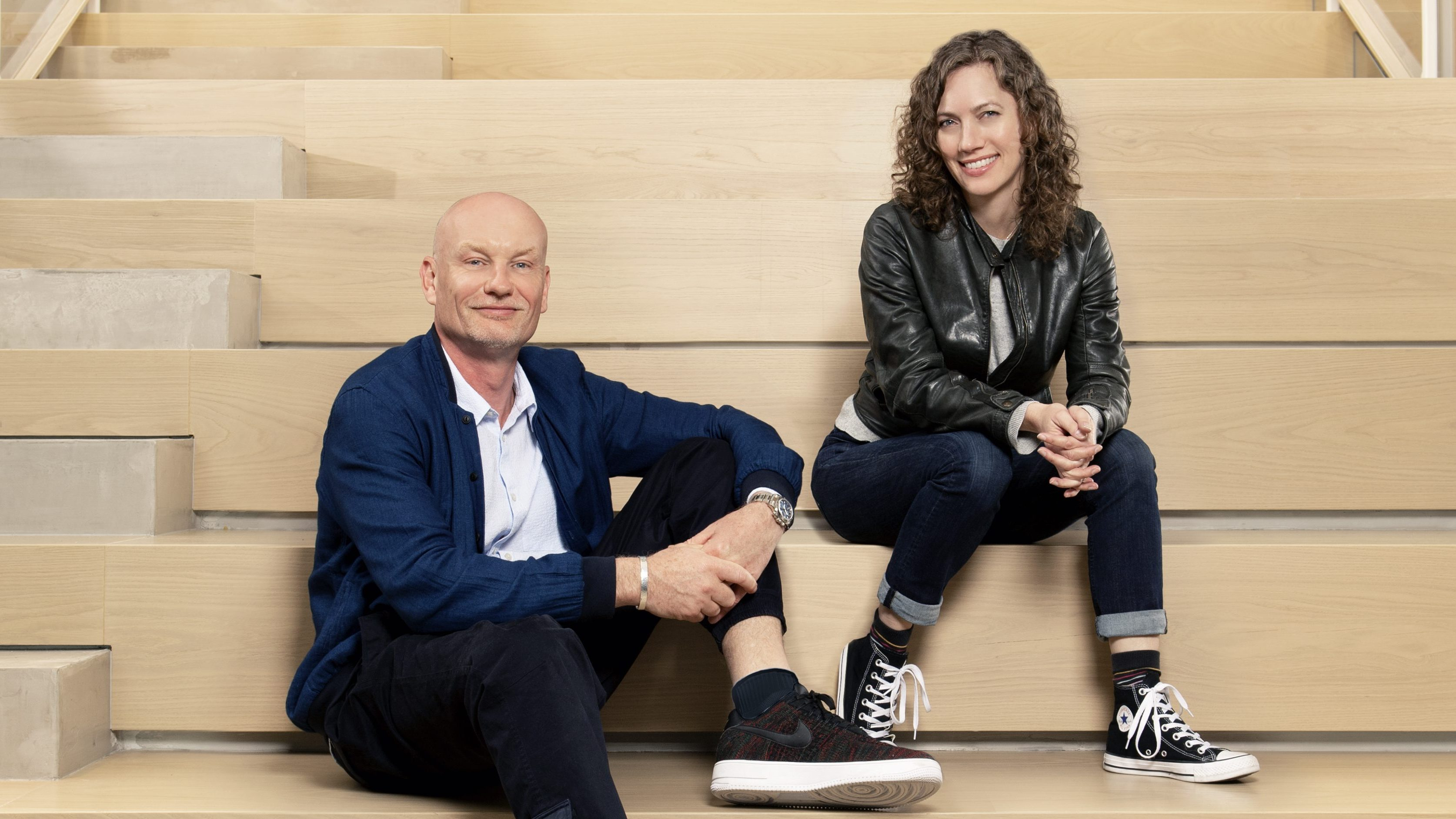 Guy Moot and Carianne Marshall on the New Warner Chappell (EXCLUSIVE)