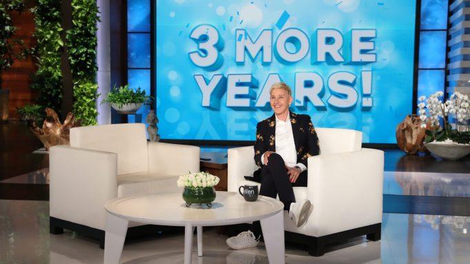 Ellen DeGeneres -- The Ellen Show