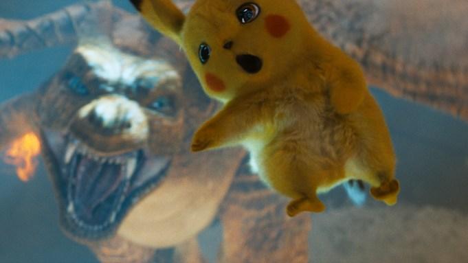 Detective Pikachu Tops Overseas Box Office,