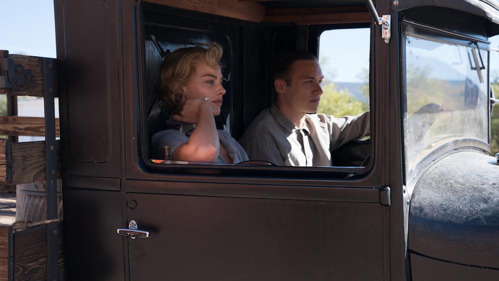 Dreamland trailer - Margot Robbie on the run as a fugitive bank robber