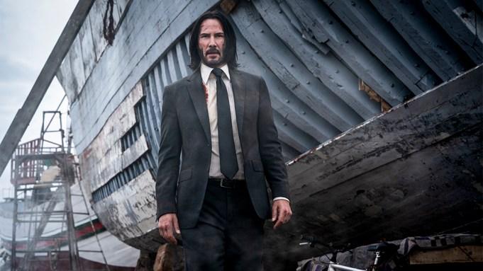 Keanu Reeves stars as 'John Wick'