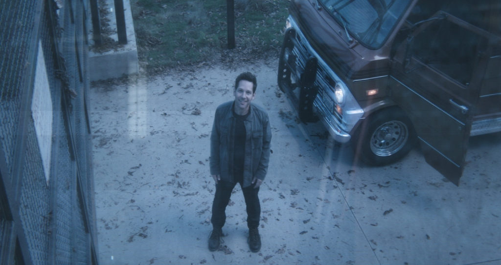 Avengers Endgame Scott Lang Paul Rudd Ant-Man
