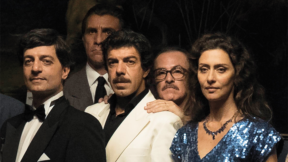 Marco Bellocchio The Traitor Cannes