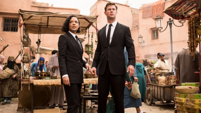 Agent M (Tessa Thompson) and Agent