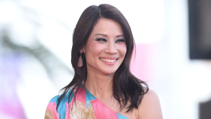 Lucy LiuLucy Liu honored with a