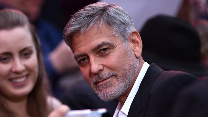 George Clooney'Catch-22' TV Show Premiere, Arrivals,